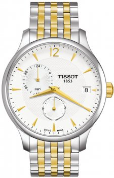 Tissot T063.639.22.037.00 - zegarek męski