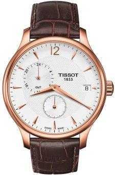 Tissot T063.639.36.037.00 - zegarek męski