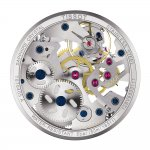 zegarek Tissot T070.405.16.411.00 srebrny T-Complication