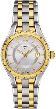 Tissot T072.010.22.038.00 - zegarek damski