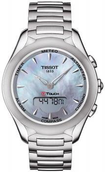 Tissot T075.220.11.101.00 - zegarek damski