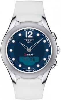 Tissot T075.220.17.047.00 - zegarek damski