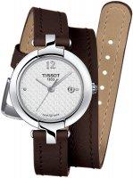 Zegarek damski Tissot  pinky by tissot T084.210.16.017.03 - duże 1