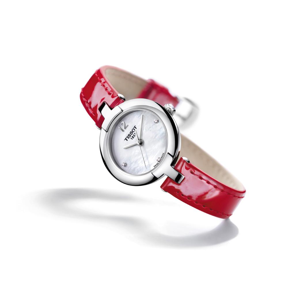 Tissot T084.210.16.116.00 zegarek damski Pinky by Tissot
