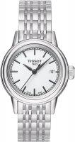 Zegarek damski Tissot  carson T085.210.11.011.00 - duże 1