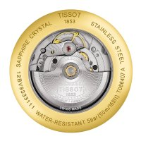 Zegarek Tissot LUXURY POWERMATIC 80 - męski  - duże 4