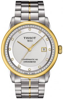 Tissot T086.408.22.036.00 - zegarek męski