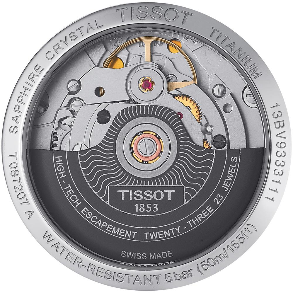 Tissot T087.207.44.057.00 zegarek damski Titanium