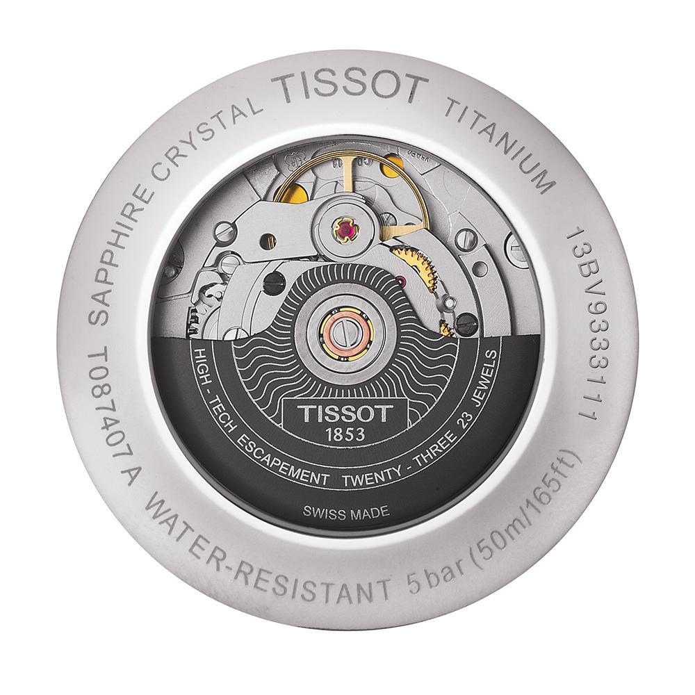 Tissot T087.207.56.117.00 zegarek damski Titanium