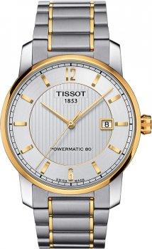 Tissot T087.407.55.037.00 - zegarek męski
