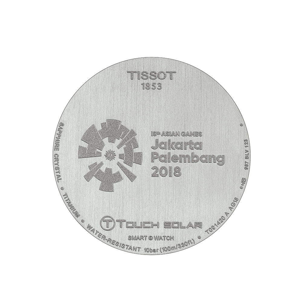 Tissot T091.420.47.057.03 zegarek męski T-TOUCH EXPERT SOLAR
