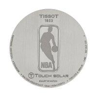 zegarek Tissot T091.420.47.207.01 T-TOUCH EXPERT SOLAR NBA SPECIAL EDITION męski z tachometr T-TOUCH EXPERT SOLAR