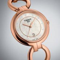 Zegarek damski Tissot  flamingo T094.210.33.116.01 - duże 5