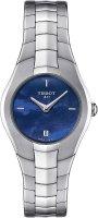 Zegarek damski Tissot  t-round T096.009.11.131.00 - duże 1