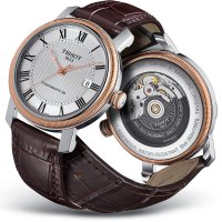 Tissot T097.407.26.033.00 zegarek męski Bridgeport