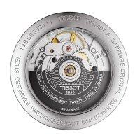 Tissot T097.407.26.033.00 męski zegarek Bridgeport pasek
