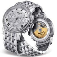 Tissot T097.427.11.033.00 zegarek męski Bridgeport