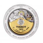 Tissot T097.427.11.033.00 Bridgeport BRIDGEPORT AUTOMATIC CHRONOGRAPH VALJOUX zegarek męski klasyczny szafirowe