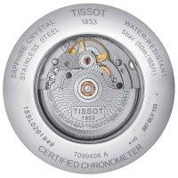 Tissot T099.408.22.038.00 zegarek męski Chemin des Tourelles