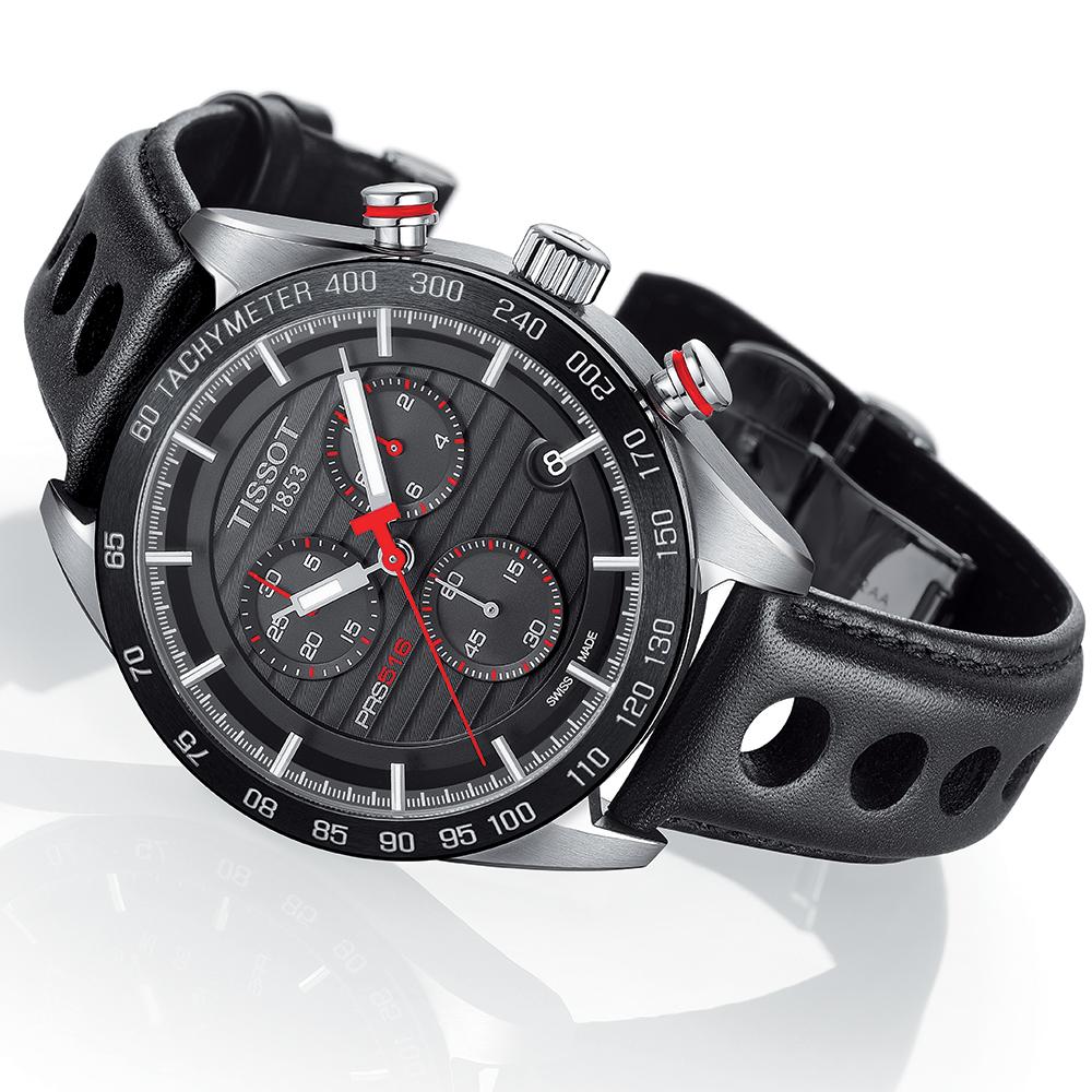Tissot T100.417.16.051.00 zegarek męski PRS 516