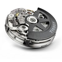 zegarek Tissot T100.427.11.051.00 PRS 516 AUTOMATIC CHRONOGRAPH męski z tachometr PRS 516
