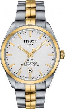 Tissot T101.408.22.031.00 - zegarek męski