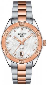 Tissot T101.910.22.116.00 - zegarek damski