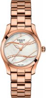 Zegarek damski Tissot  t-wave T112.210.33.111.00 - duże 1