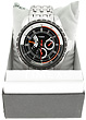 Timex T2M430 męski zegarek Retrograde bransoleta