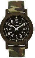 Zegarek męski Timex  młodzieżowe T2N676 - duże 1