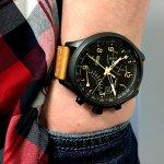 zegarek Timex T2N700 czarny Intelligent Quartz