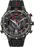 Zegarek męski Timex  intelligent quartz T2N720 - duże 1