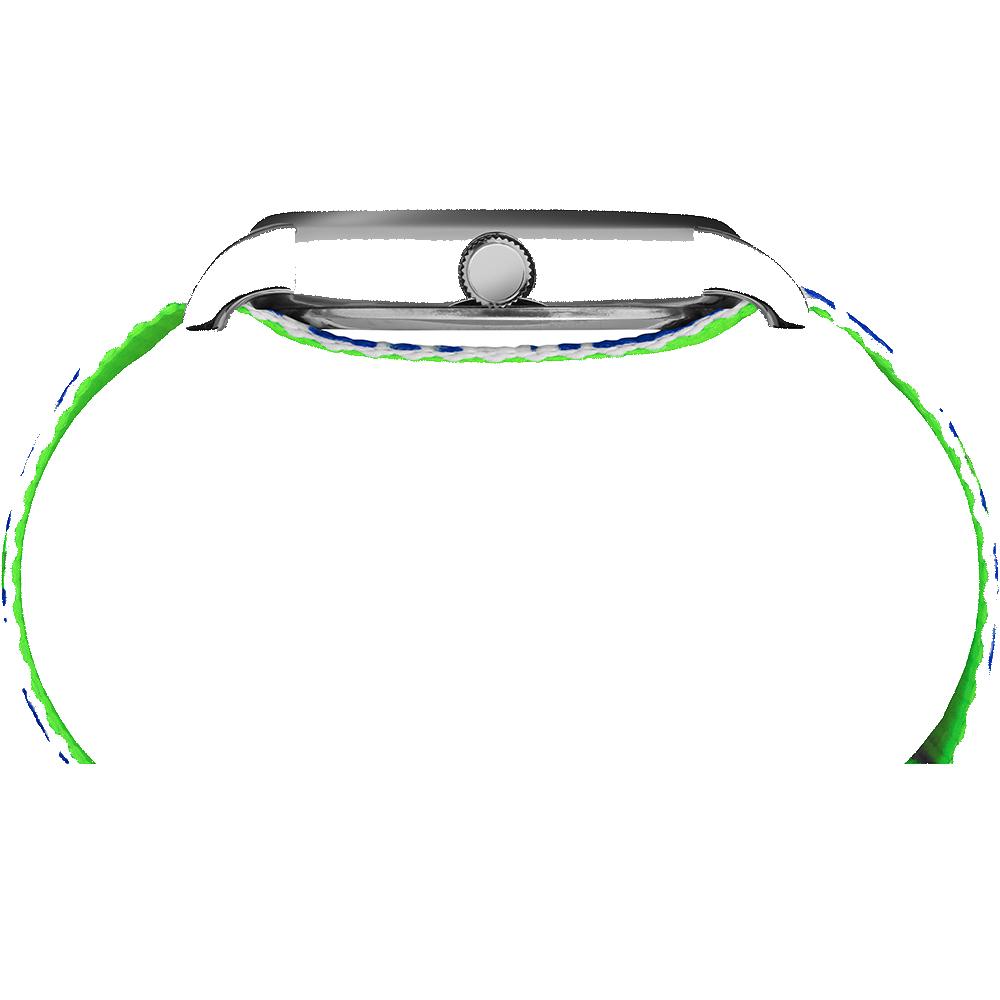 Timex TW2P90300 damski zegarek Weekender pasek