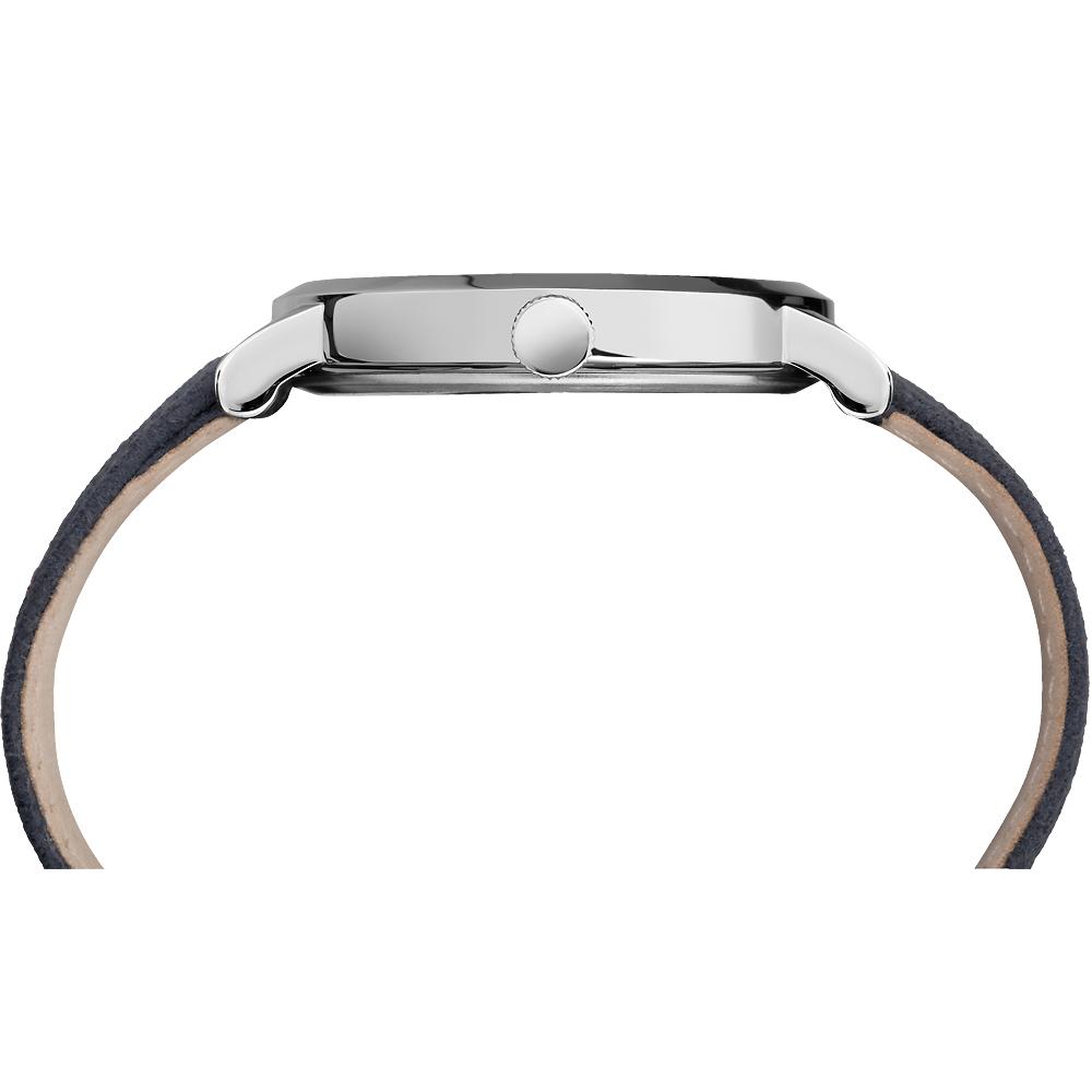 Timex TW2P92500 zegarek srebrny fashion/modowy Originals pasek