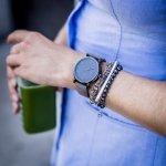 zegarek Timex TW2P96400 szary Klasyczne
