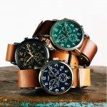 Timex TW2P97500 zegarek męski klasyczny Waterbury pasek