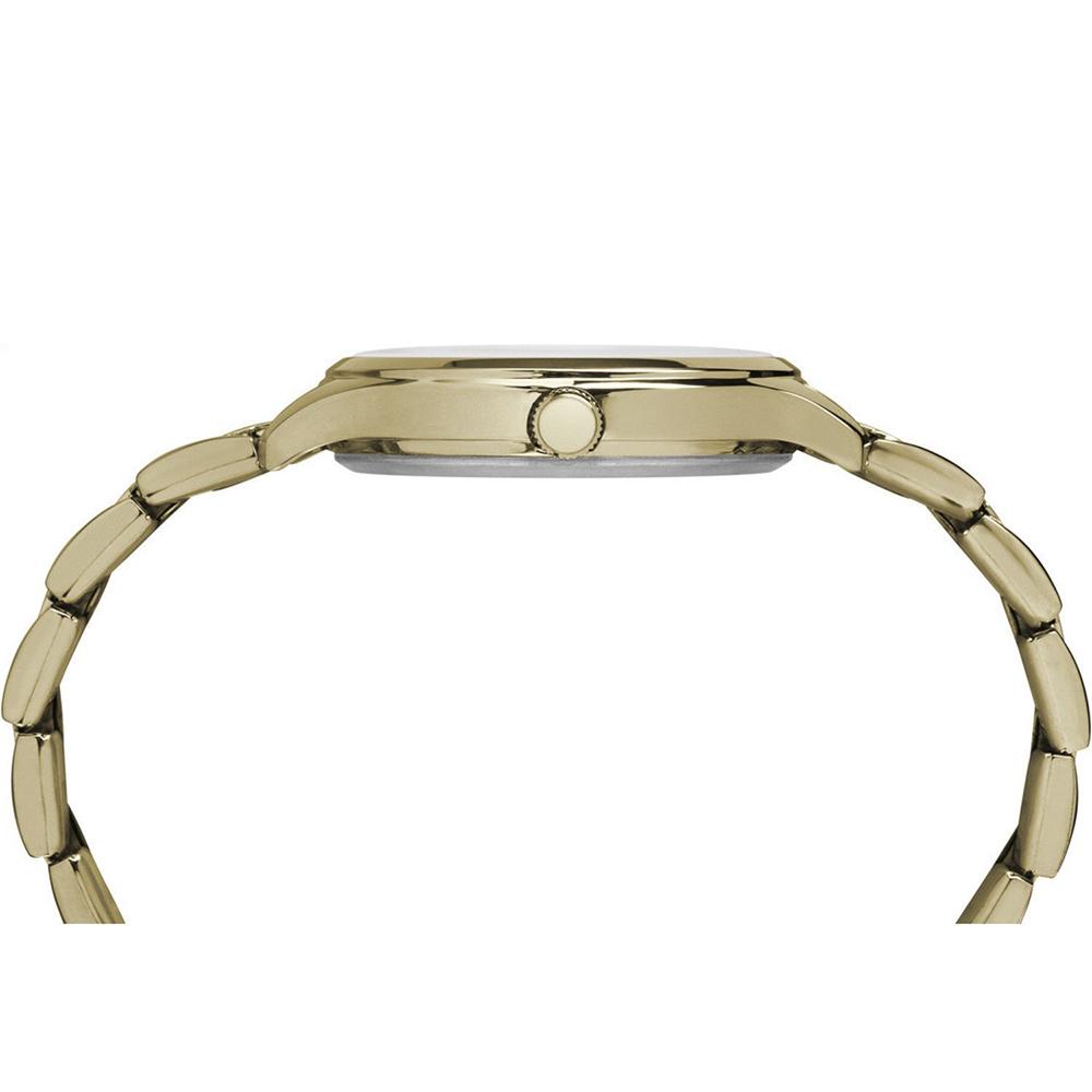 Timex TW2R28100 zegarek złoty fashion/modowy Fashion bransoleta