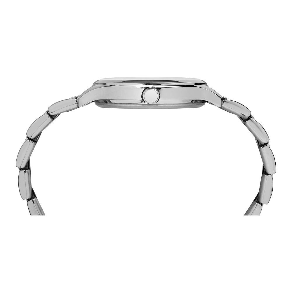 Timex TW2R28200 zegarek srebrny fashion/modowy Fashion bransoleta