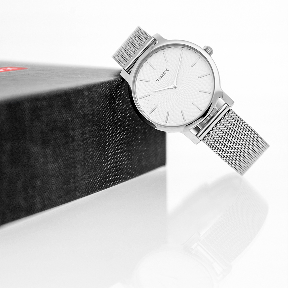Timex TW2R36200 zegarek amerykańskie Metropolitan