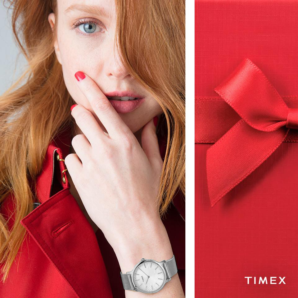 Timex TW2R36200 Transcend Metropolitan fashion/modowy zegarek srebrny
