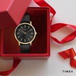 Timex TW2R36400 zegarek damski klasyczny Metropolitan pasek