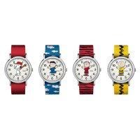 Zegarek dla dziewczynki Timex weekender TW2R41300 - duże 4