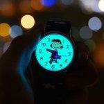 Zegarek dla dziewczynki Timex weekender TW2R41300 - duże 8