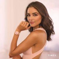 Zegarek damski Timex  fashion TW2R66300 - duże 2