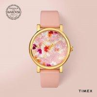 zegarek Timex TW2R66300 Crystal Bloom Fashion mineralne