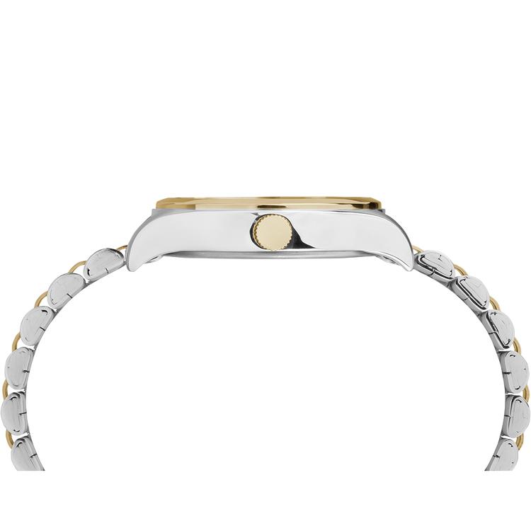 Timex TW2R69500 zegarek srebrny fashion/modowy Waterbury bransoleta