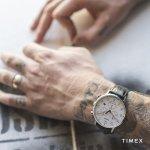 Timex TW2R71700 zegarek męski klasyczny Waterbury pasek