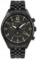 Zegarek męski Timex  waterbury TW2R88600 - duże 1