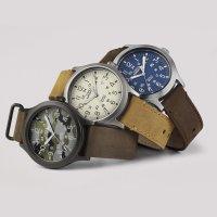 Timex TW4B06600 męski zegarek Expedition pasek