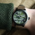 Timex TW4B06600 Expedition Scout zegarek męski fashion/modowy mineralne
